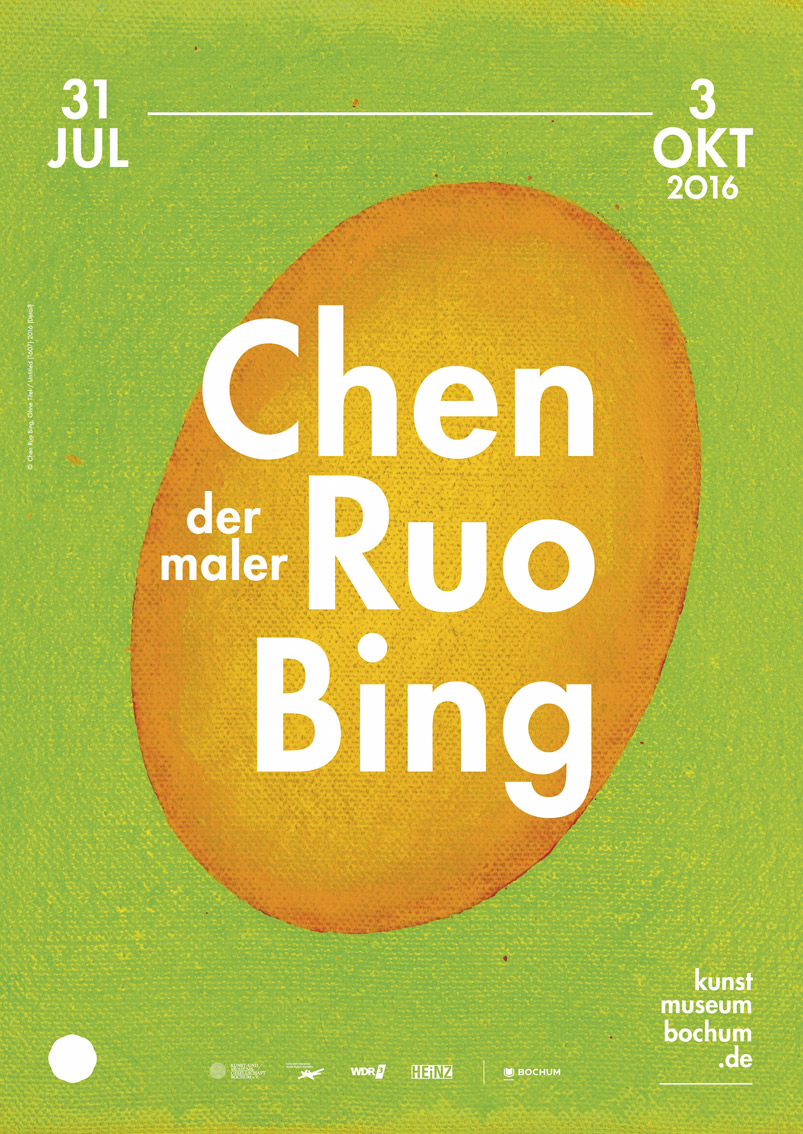 Poster-Chen-Ruo-Bing-in-Kunstmuseum-Bochum